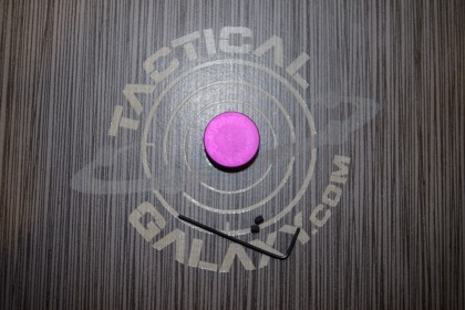 Forward cap for AR15 Purple Passion Anodized