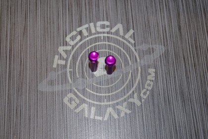 ALL PURPLE ANODIZED AR-15 GUN PARTS