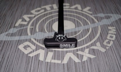 LR308  smile wait for flash charging handle AR10