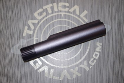 Sniper Grey Anodized mil-spec  AR15 / M16 / M4  Buffer Extension Tube
