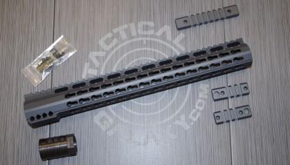 AR-15 SNIPER / STEALTH GREY CERAKOTE