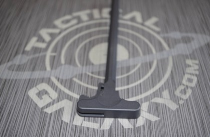 CHARGING HANDLE FOR AR15 SNIPER GREY CERAKOTE
