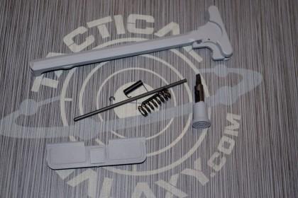 AR-15 STEEL GREY CERAKOTE 3PC UPPER PARTS KIT