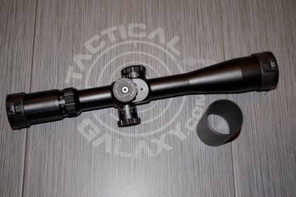 AR15 TACTICAL RIFLE SCOPE 612X44