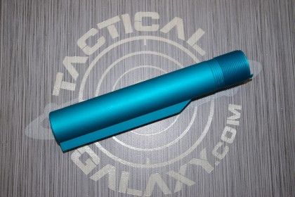 Teal Anodized mil-spec  AR15 / M16 / M4  Buffer Extension Tube