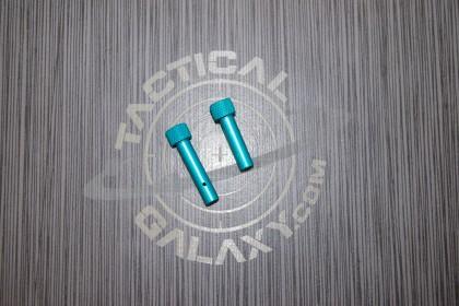 AR15 Teal ANODIZE AR Pins