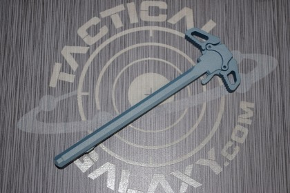 AR15 TITANIUM BLUE CERAKOTE Ambidextrous Charging Handle