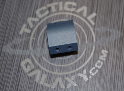 TITANIUM BLUE CERAKOTE  AR15 low pro gas block .750