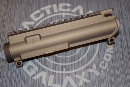 UPPER FOR AR15 BURNT BRONZE CERAKOTE