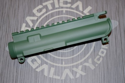 upper for AR15 HIGHLAND GREEN CERAKOTE