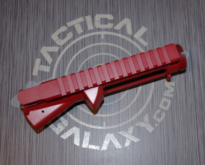 CRIMSON RED CERAKOTE ar-15 stripped upper receiver