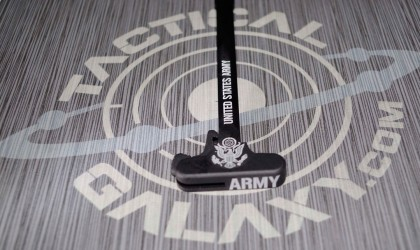 LR308  U.S. ARMY charging handle AR10