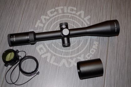 "AR15 WEAVER KASPA LONG RANGE RIFLE SCOPE 1"" TUBE 6-18X 44MM"
