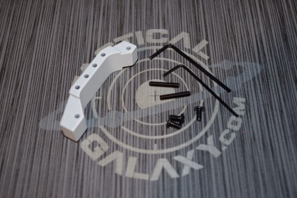 AR15 ENHANCED TRIGGER GUARD WHITE CERAKOTE