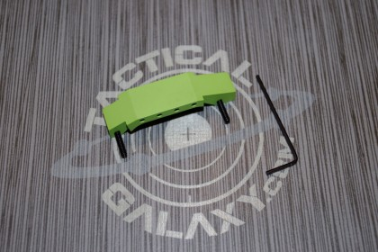 ENHANCED TRIGGER GUARD FOR AR15 ZOMBIE GREEN CERAKOTE