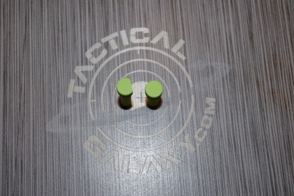 Takedown and pivot pins for AR15 ZOMBIE GREEN CERAKOTE