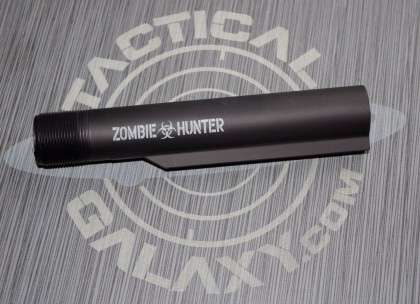 Zombie Hunter Biohazard  AR15 / M16 / M4 Buffer Extension Tube