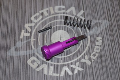 AR15 TIMBER CREEK ANODIZE RED FOWARD ASSIST