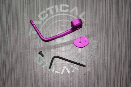 Blood Moon Purple Anodized MAGPUL B.A.D. Lever® - Battery Assist Device – AR15/M4