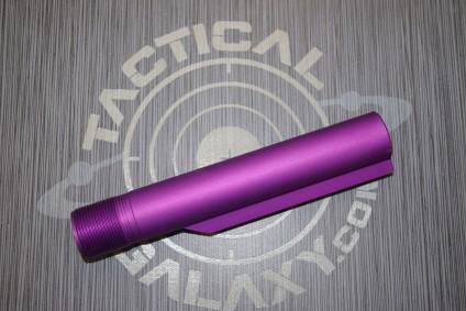 Purple Passion Anodized mil-spec  AR15 / M16 / M4  Buffer Extension Tube