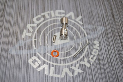 PUSH BUTTON SAFETY SELECTOR USA MADE FOR AR15
