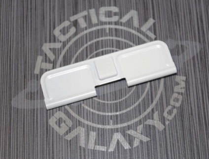 WHITE CERAKOTE EJECTION PORT DUST COVER