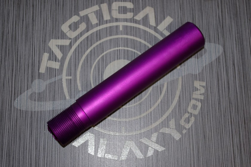 PURPLE ANODIZED AR-15 GUN PARTS