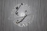 ENHANCED TRIGGER GUARD FOR AR15 AND AR10 TUNGSTEN CERAKOTE