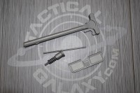 AR-15 TUNGSTEN  CERAKOTE 3PC UPPER PARTS KIT