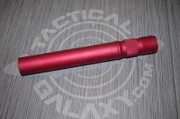 red anodized SB15 tube for ar15