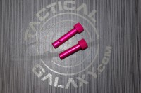 AR-15 PINK ANODIZE AR Pins