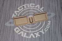 EJECTION PORT DUST COVER FOR AR15 BLANK BURNT BRONZE CERAKOTE