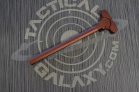 AR15 Camo Brown Anodized Charging Handle