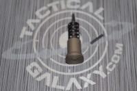 FORWARD ASSIST ASSEMBLY FOR AR15 / AR10 BURNT BRONZE CERAKOTE