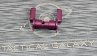 AR15  AMBI SAFETY SELECTOR LEVER BLACK CHERRY CERAKOTE