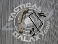 Enhanced trigger guard for -FDE CERAKOTE