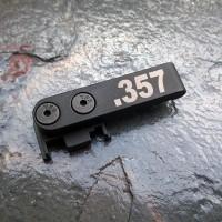 SLIDE RACKER/CHARGING HANDLE FOR GLOCK - .357