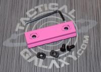 """Pink Cerakote 2 3/8"""" picatinny rail 2"""
