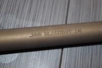 "burnt bronze Cerakote 300 AAC BLACKOUT AR15 16"" barrel 2"