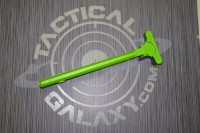 AR15 Green Anodized Charging Handle