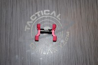 AR 15 RED SI Anodized AMBIDEXTROUS SAFETY
