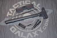 AR15 SNIPER GREY CERAKOTE 3PC UPPER PARTS KIT