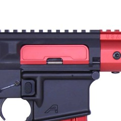 adjustable red dust cover for AR15 3