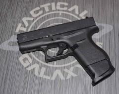 Glock 43  Enhanced Magazine Plate