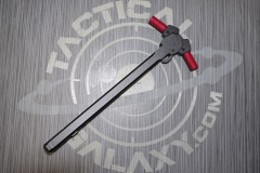 AR15 Red Anodized Ambidextrous Charging Handle