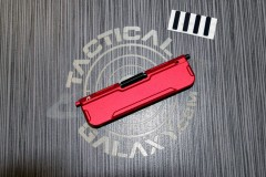 AR-15 Billet Anodized Red Dust Cover
