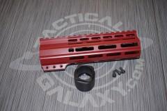 "Tactical Galaxy 7"" Crimson Red Handgaurd 2"