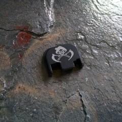 REAR SLIDE COVER PLATE FOR GLOCK - Grim Reaper