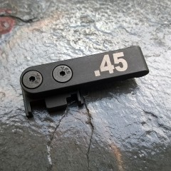 SLIDE RACKER/CHARGING HANDLE FOR GLOCK - .45