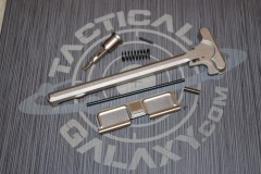 nickel finish 3pc UPK 2